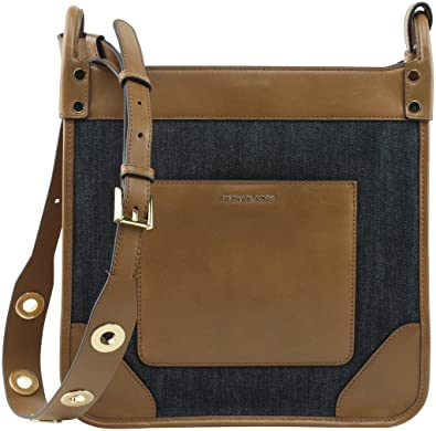 4f91dcebed99a Amazon.com  MICHAEL Michael Kors Sullivan Large North South Messenger  Shoes