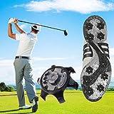sansheng 20PCS Easy to Change Studs, Anti-Skid Golf Shoes, Golf