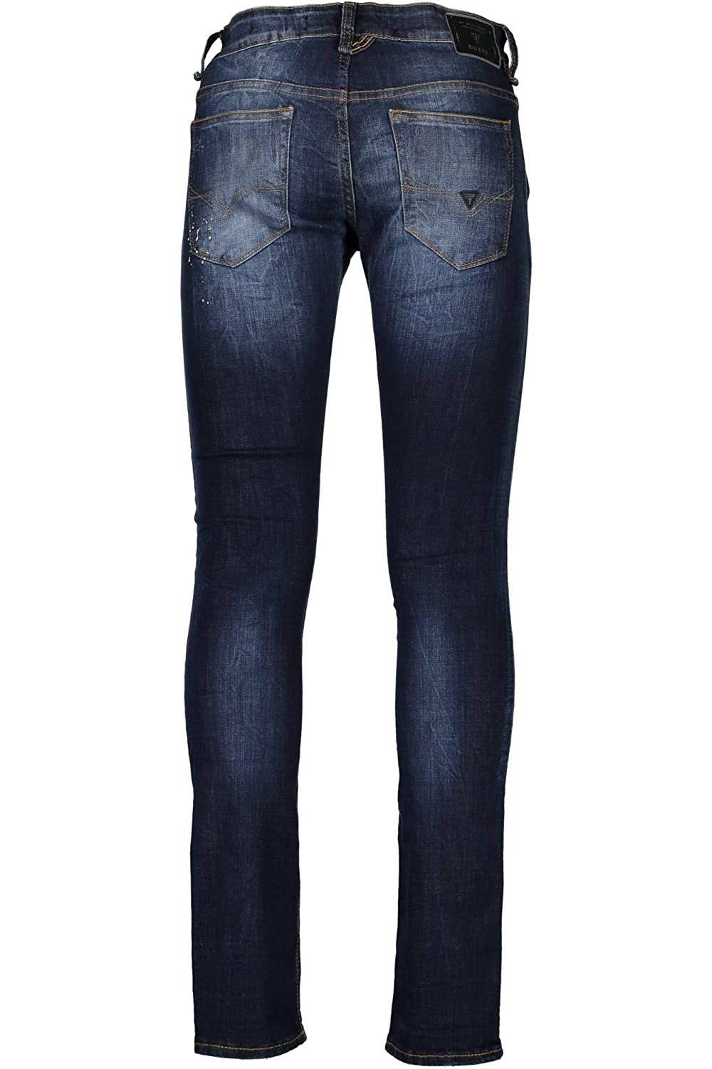 GUESS Jeans M52A81D1IS1 Denim Jeans Hombre Azul FAIX 29 ...