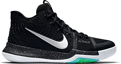 sale retailer 09757 9e157 Nike Kyrie 3 Ep Black Basketball Shoes: Buy Online at Low ...