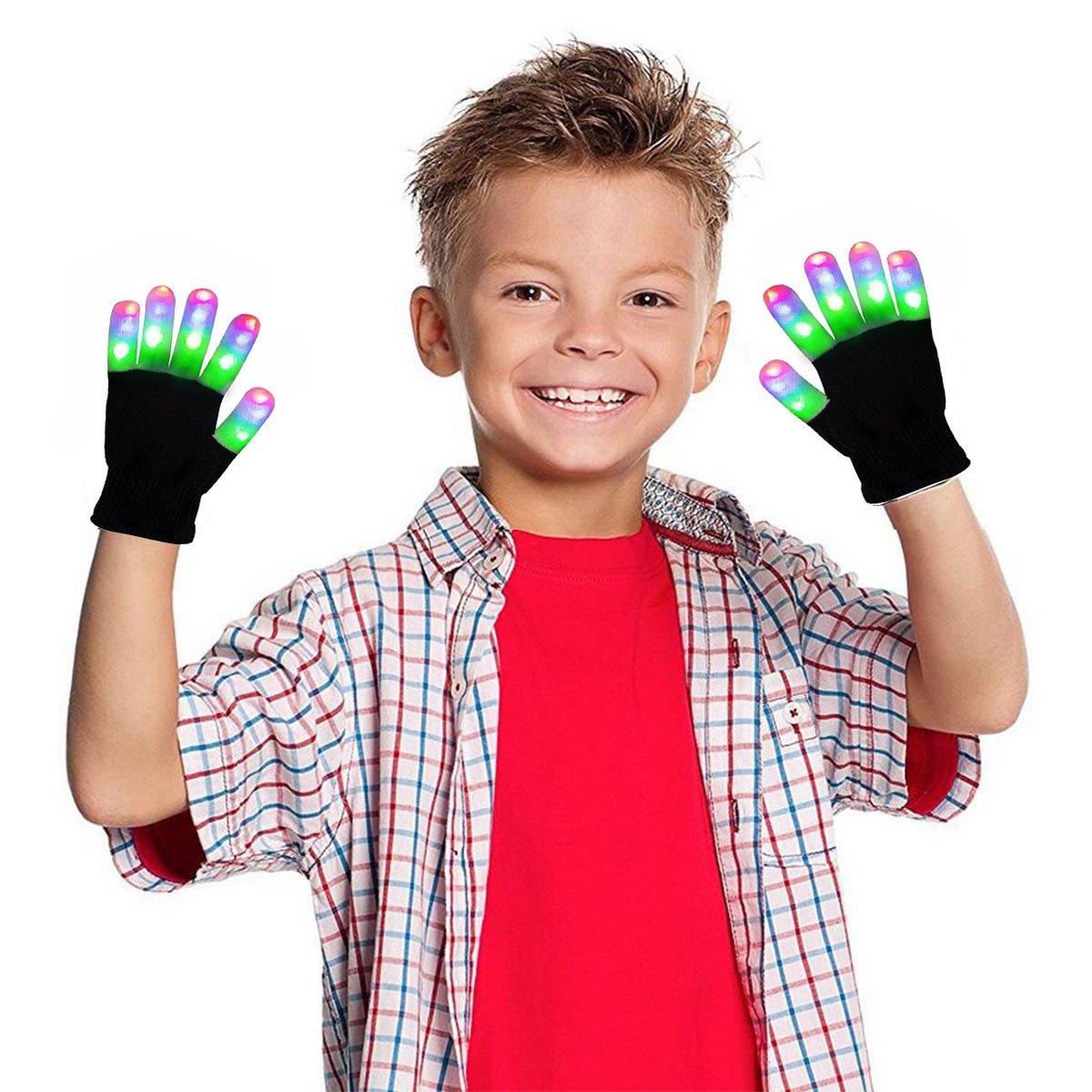 DMbaby Spielzeug ab 11-15 Jahre, Geburtstagsgeschenk für Kinder LED ...