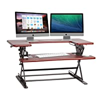 Deals on Halter ED-600 Preassembled Height Adjustable Desk Sit