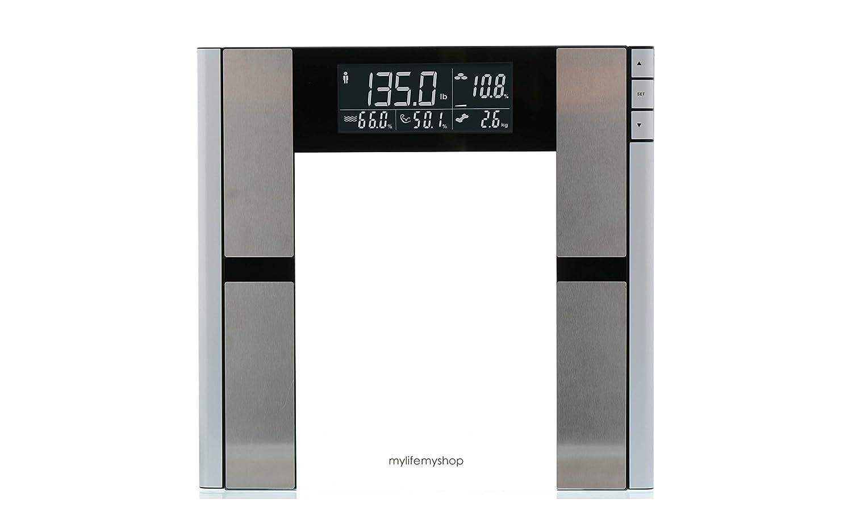 My Life My Shop Digital Scale and Body Analyzer MM42114-0000