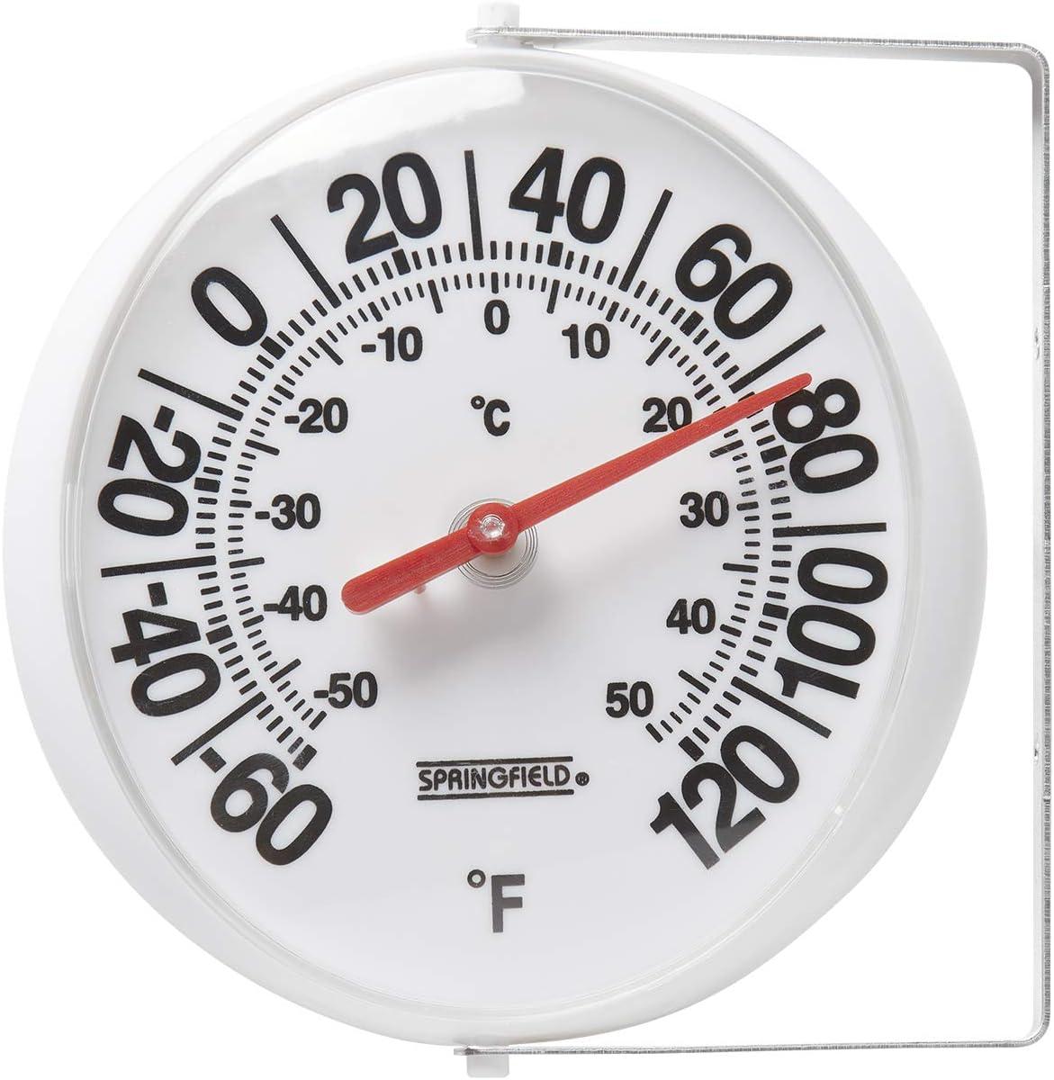 2 in 1 Guide Ball Auto Kompass Thermometer Auto Ornamente Richtung Armature  sr