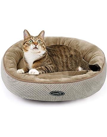Pecute Cama Donut para Mascotas Colchoneta Basic para Perros y Gatos