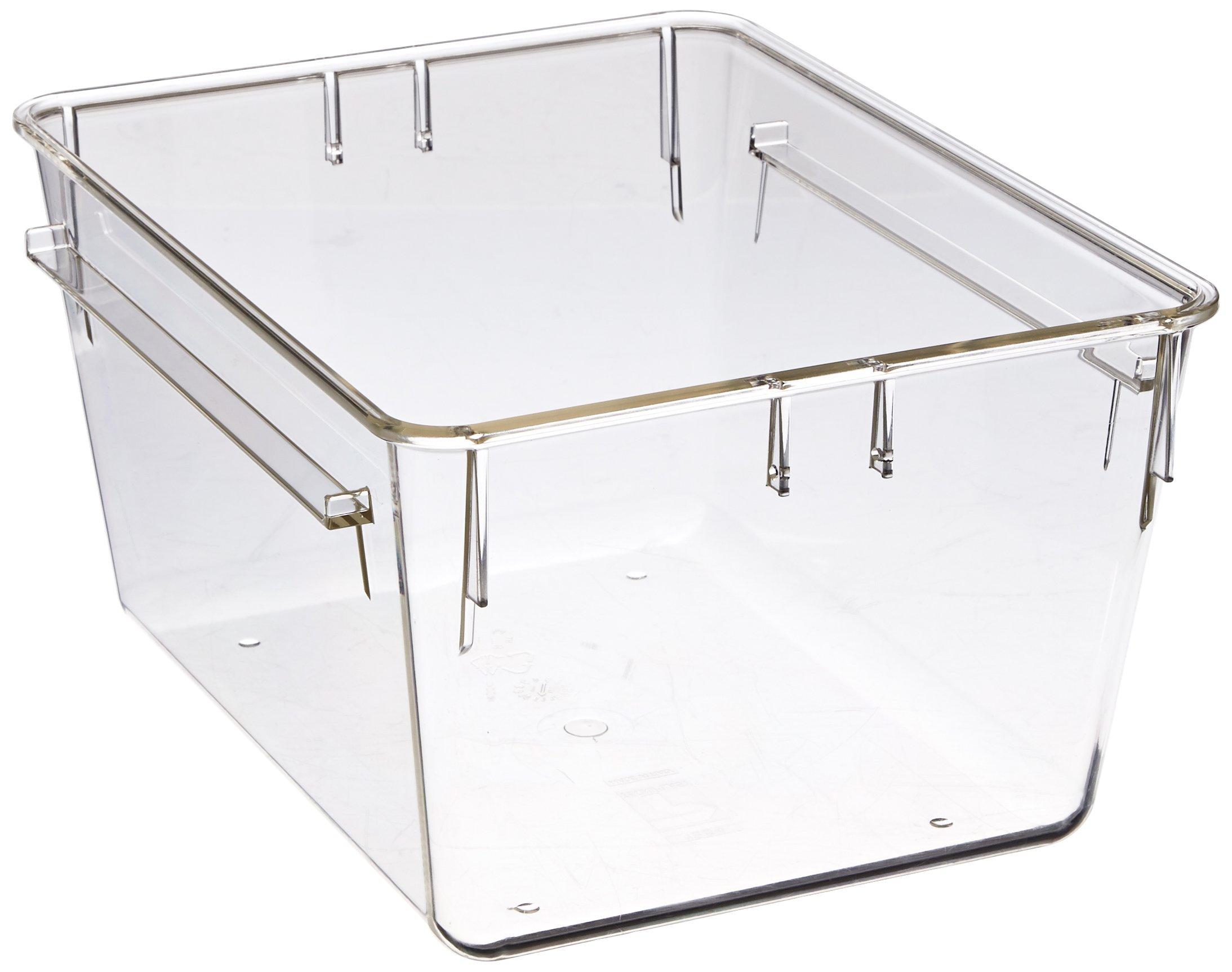 Tecniplast 1264C001 Polycarbonate Reusable Animal Cage System, Size C, 27 cm Length, 21 cm Width, 14 cm Height