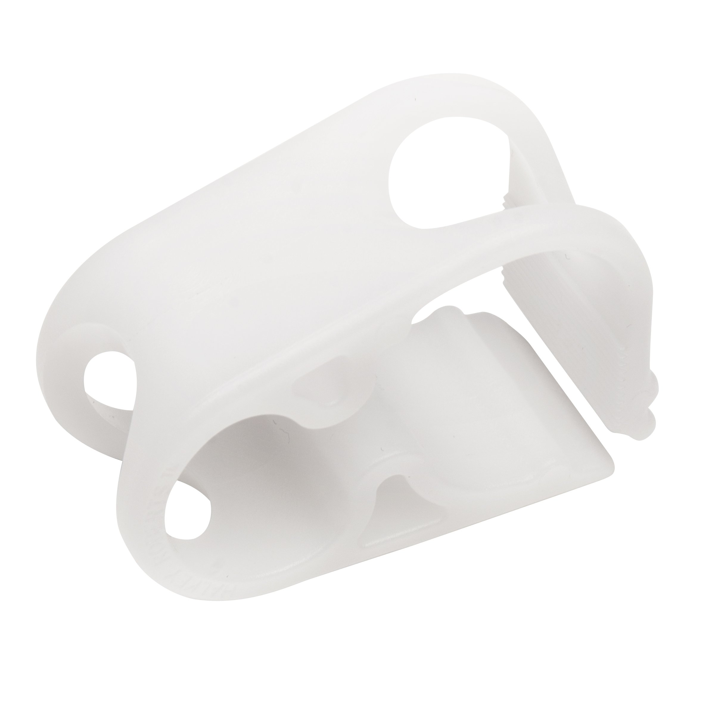 Bel-Art Acetal Mid-Range Plastic Tubing Clamps; for ⅛ to ⁷⁄₁₆ in. O.D. Tubing (Pack of 12) (F18228-0000) by SP Scienceware