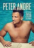 Official Peter Andre 2016 A3 Wall Calendar