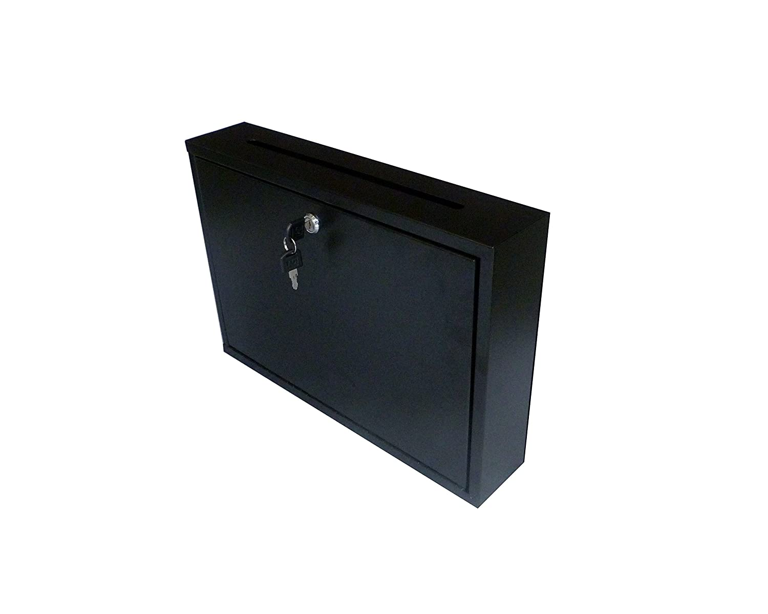 FixtureDisplays Wall-Mountable Locking Inter-Office Mail Suggestion Collection Box 15133!