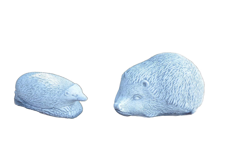 Gartendekoparadies  l' offerta speciale  pietra di famiglia ricci ricci frostfest di pietra,