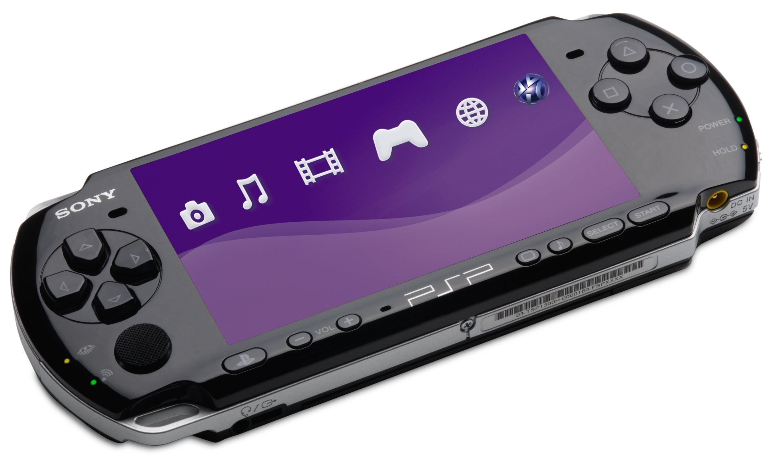 PlayStation Portable 3000 Core Pack System - Piano Black by Sony (Image #7)