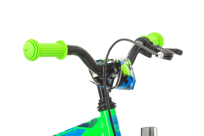 SPRINT Leon 16 Zoll Fahrrad f/ür Kinder M/ädchen und Jungen ab 4-6 Jahre