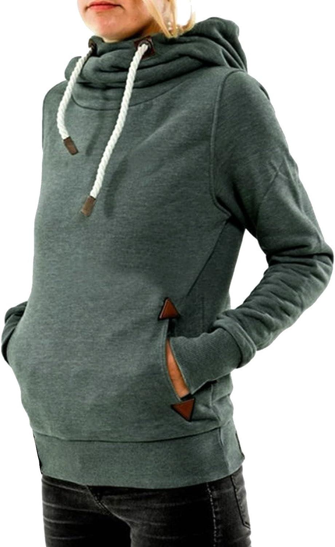 Bulouin Full-Zip Hoodie with Front Pockets Lightweight Fitted Hooded Fleece Sweatshirt for Men
