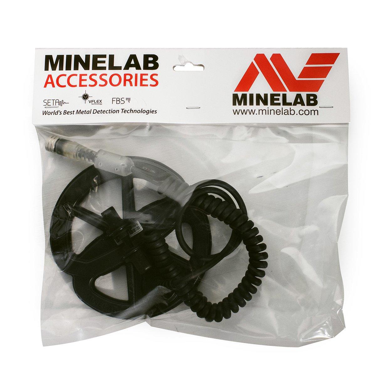 6-Inch Minelab CTX 3030 Double-D Coil Garden Accessory