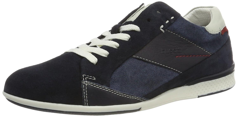 Bugatti Mens 331263021400 Low-Top Sneakers Blue (Dark Blue 4100) 6.5 UK