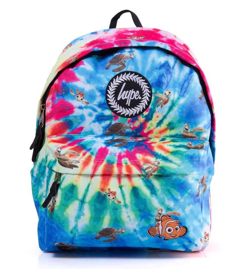 Official Disney Finding Nemo Tie Dye Backpack from Hype