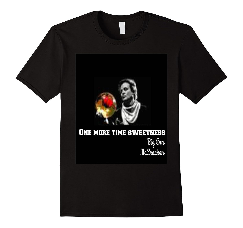 Amusing bowling t-shirt - big Ern McCracken-BN