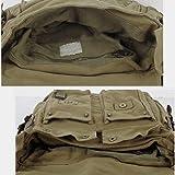 Messenger Bag, Bienna Vintage Military Canvas