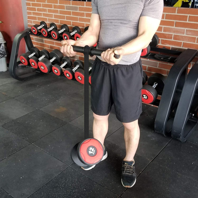PELLOR Rouleau de Poignet Musculation Avant Bras Appareil Poignet de Force Wrist Roller d`Entra/înement Exercice