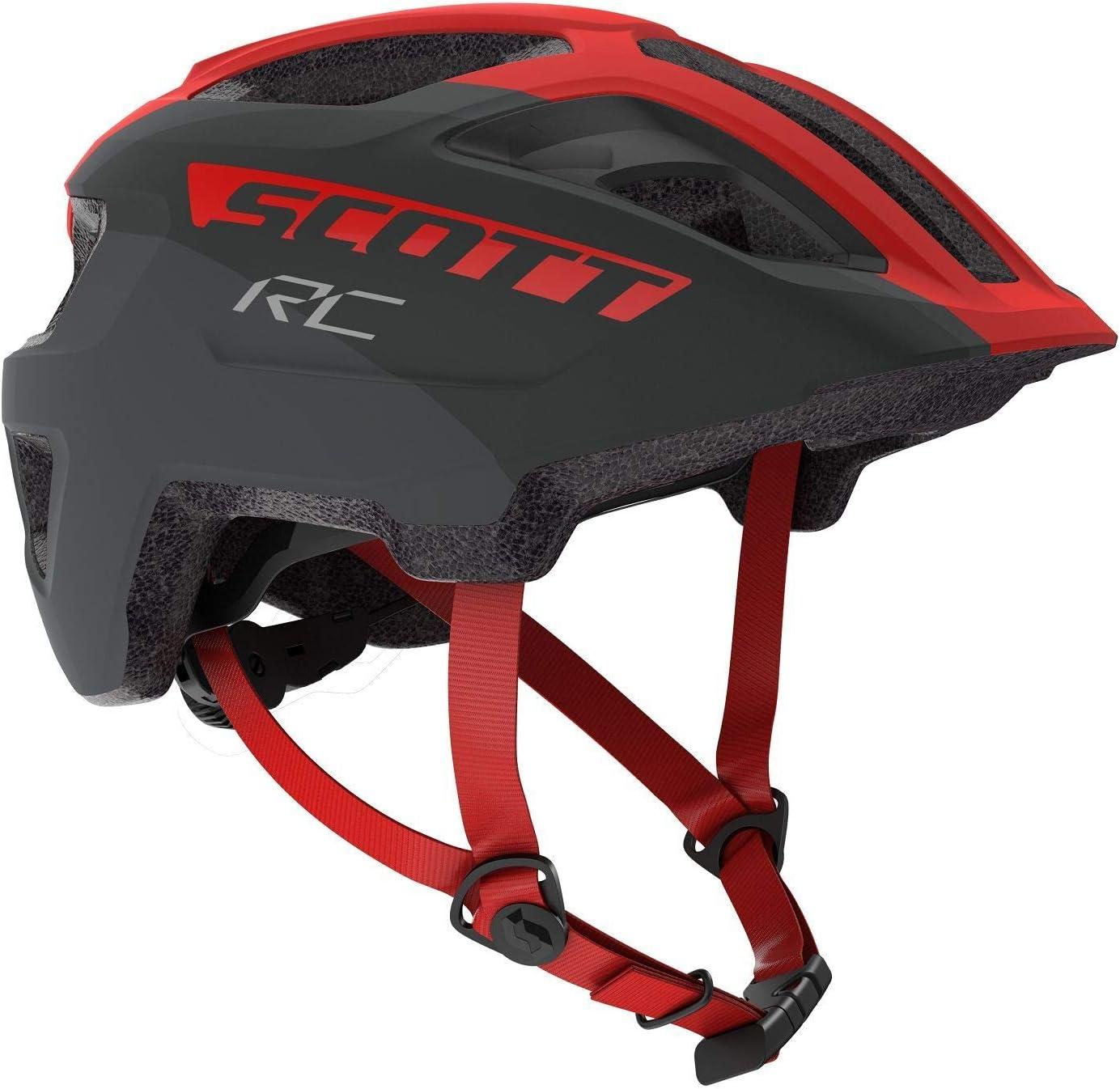 Scott 275232 - Casco de Bicicleta Unisex para niño, Color Gris y ...