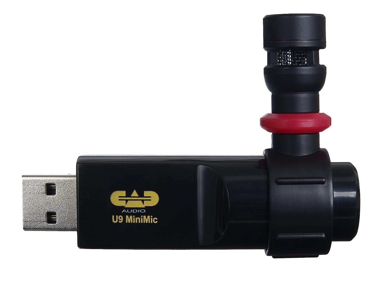 CAD Audio U7 USB Desktop Condenser Recording Microphone AMS-U7