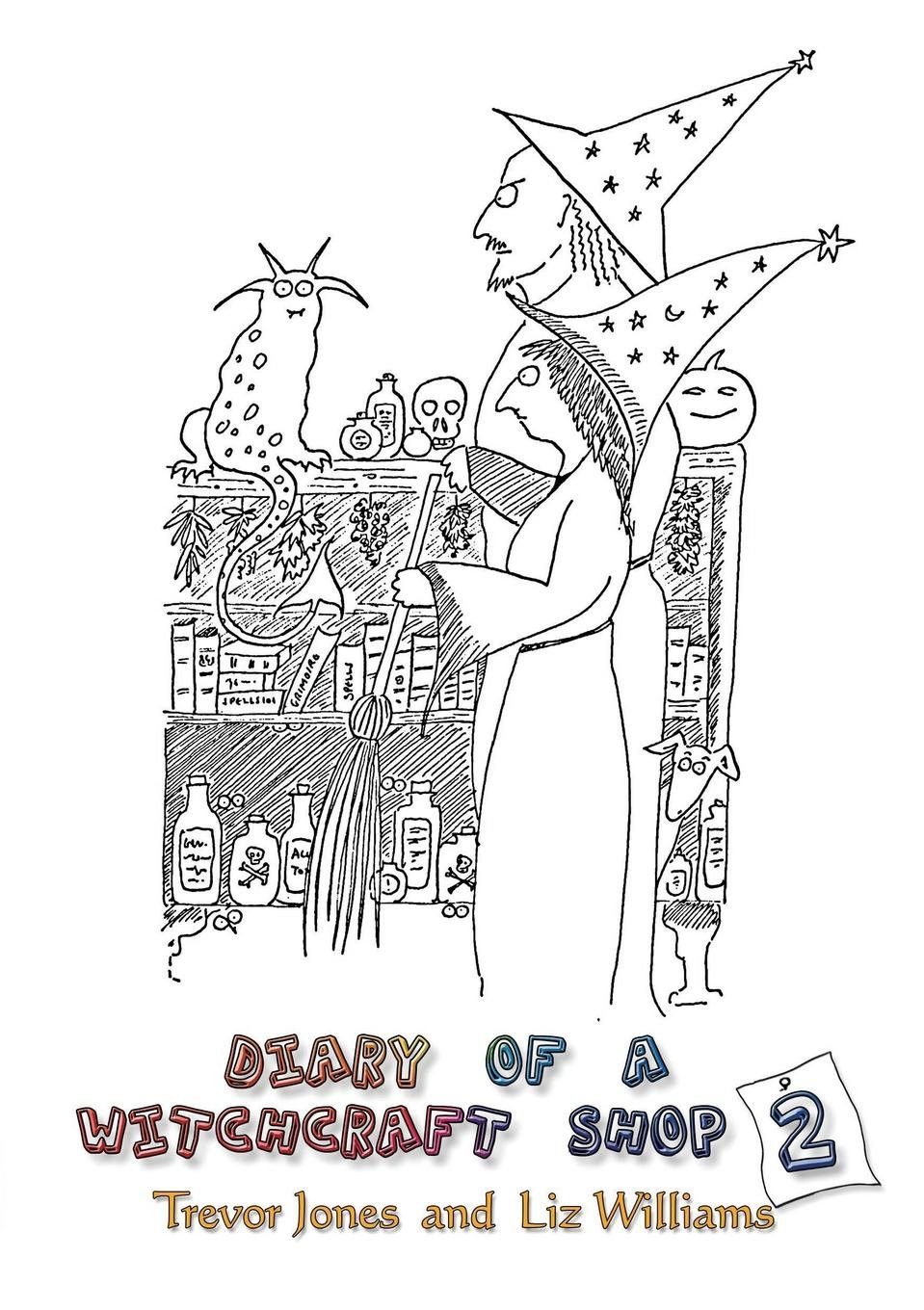 Read Online Diary of a Witchcraft Shop 2 pdf epub