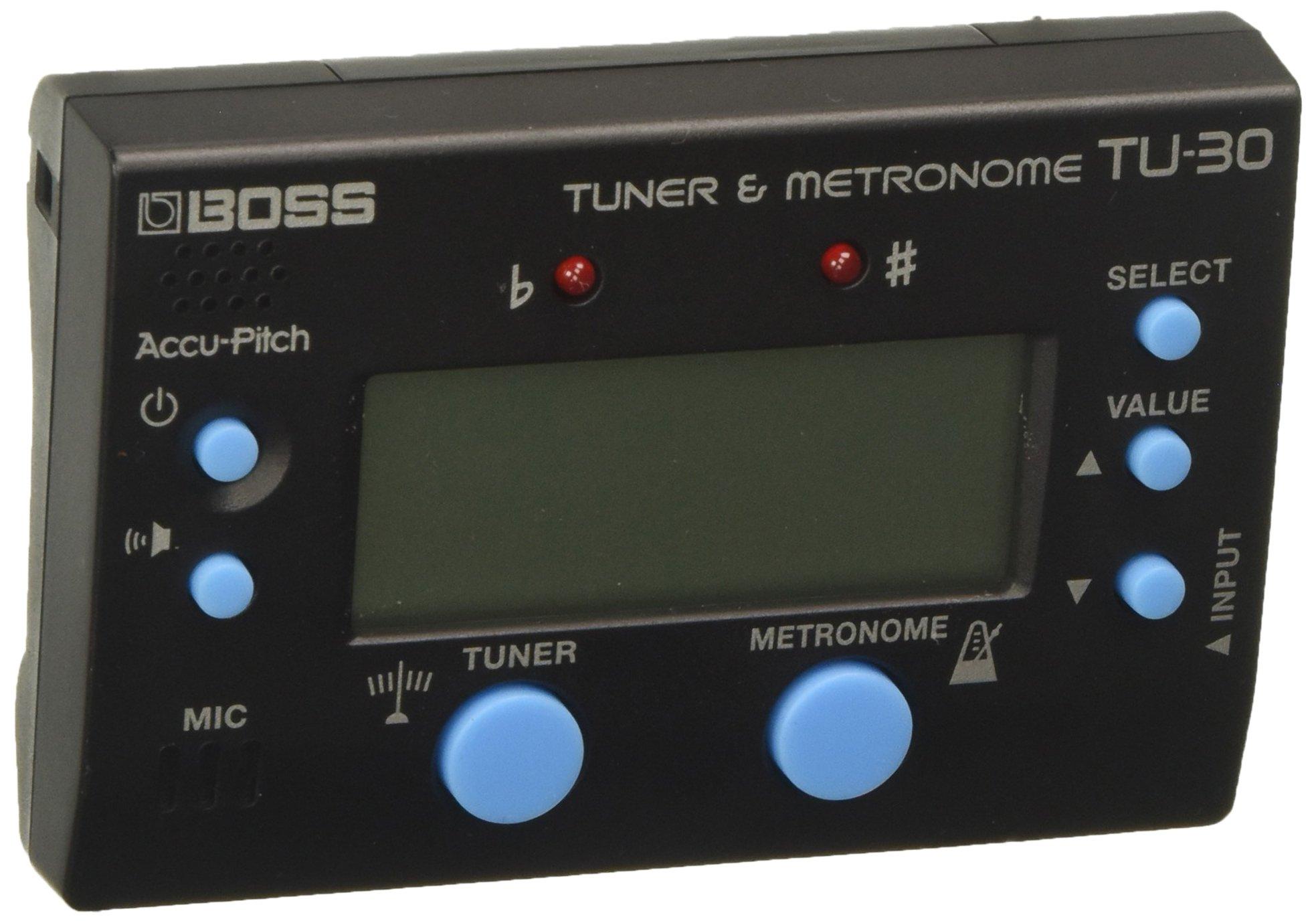 Boss TU30 Guitar Tuner