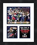 Frames by Mail Super Bowl 51 Tom Brady New