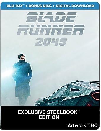 Blade Runner 2049 Teaser Steelbook Bonus Disc Blu Ray Blu Ray Movies Tv