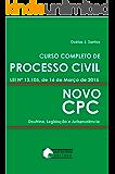 Curso Completo de Processo Civil: Lei 13.105 de 2015