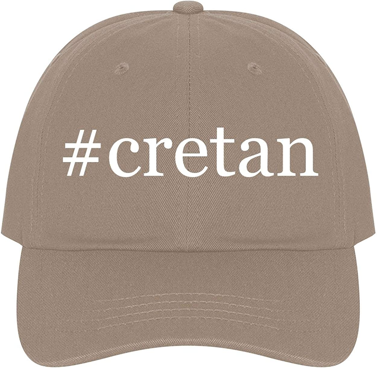 The Town Butler #Cretan A Nice Comfortable Adjustable Hashtag Dad Hat Cap
