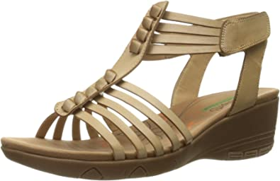 BareTraps Women's Hinder Wedge Sandal