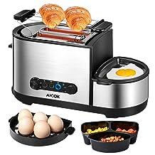 Aicok – Il migliore con fornello per uova