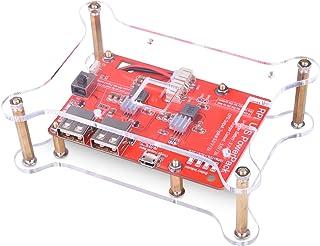 UNIROI Version–Batterie pour Raspberry Pi, Source d'alimentation 3.7V/3800mAh pour RPi 3modèle B/PI 2B/B et cellulaires