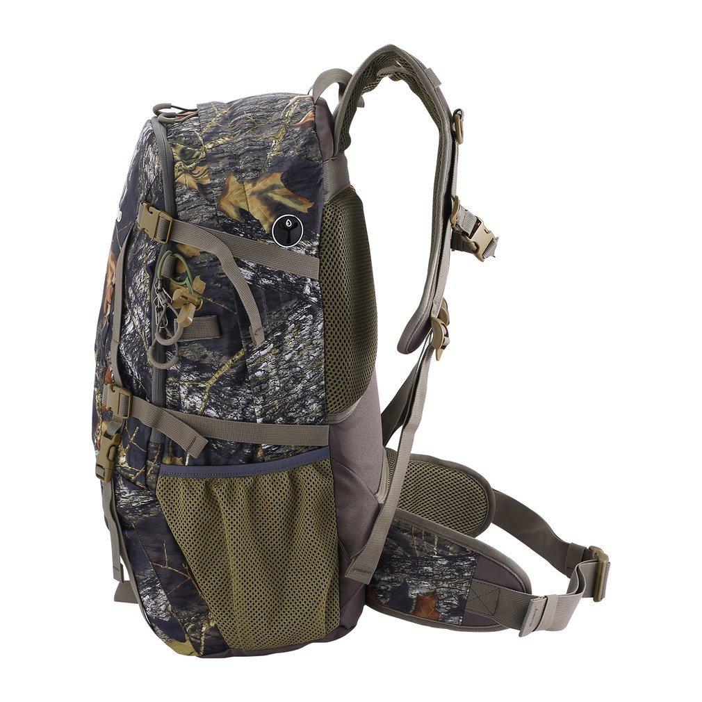 OUTAD senderismo mochila resistente al agua camuflaje caza mochila 40L deportes al aire libre senderismo mochila//Camping mochila//senderismo mochila