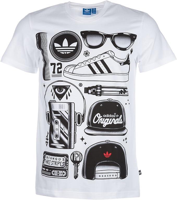 Homme Vêtements Superstar Super Style adidas Originals Blanc