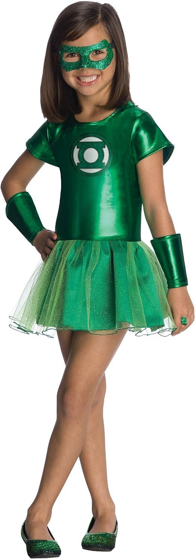 Disfraz de Linterna Verde DC Comics tutú para niña - 1-2 años: Amazon.es: Juguetes y juegos
