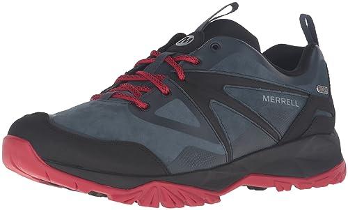 d9365b0c807e MERRELL Men s Capra Bolt Leather Waterproof Hiking Shoes
