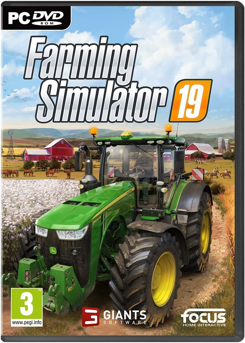 Farming Simulator 19 [Importación francesa]: Amazon.es: Videojuegos