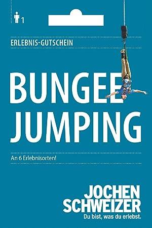 Jochen - Tarjeta de Regalo, diseño de Bungee Jumping: Amazon ...