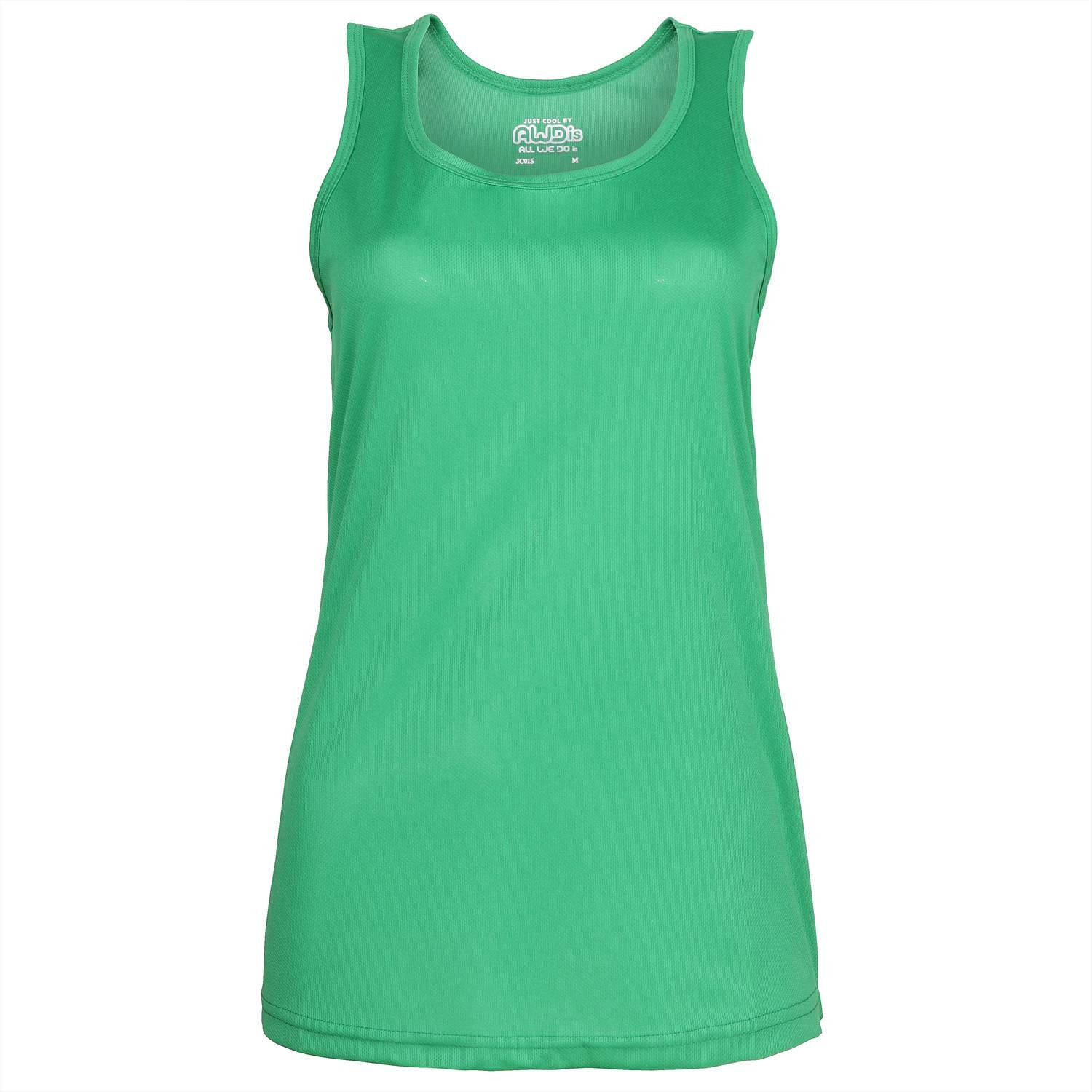 Women's Cool Vest - Choose from 17 different colours