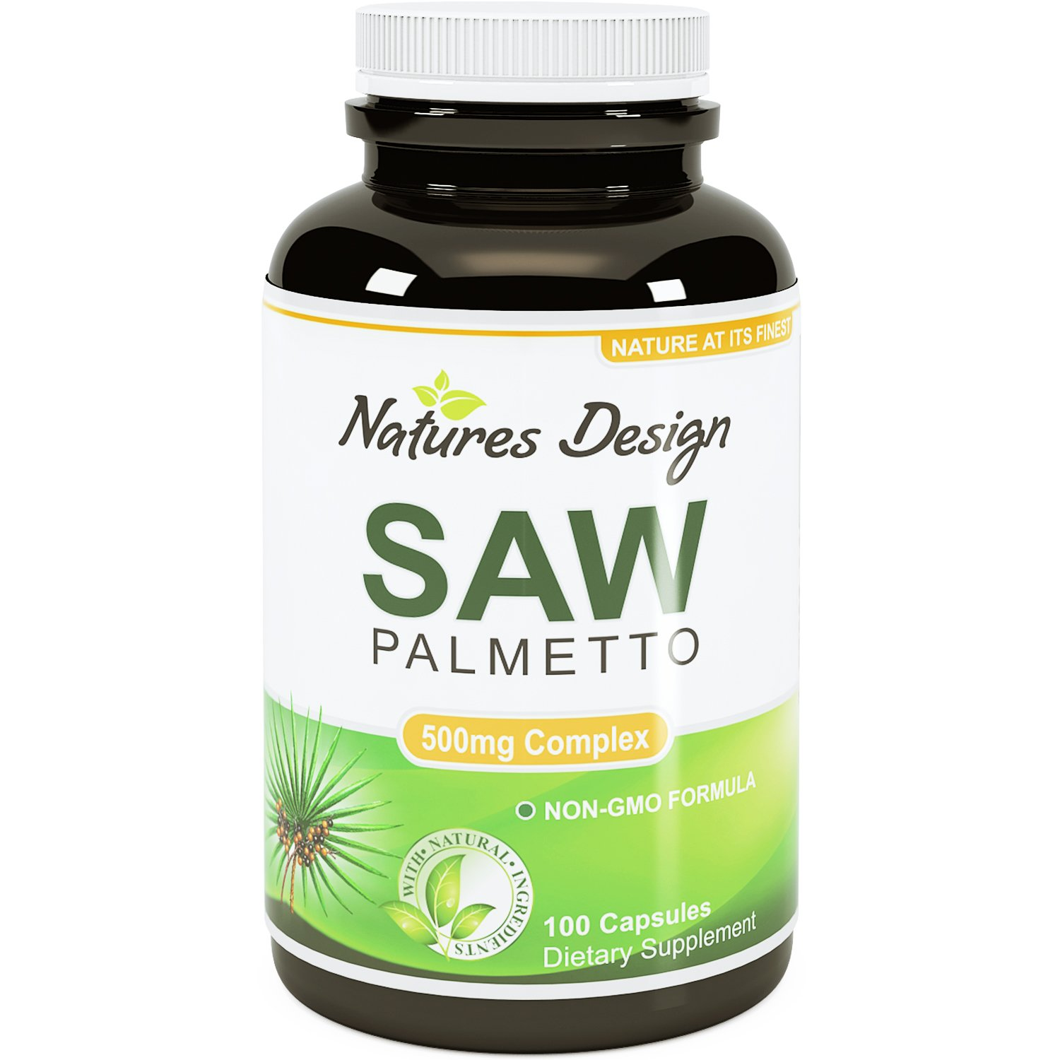 How To Use Saw Palmetto To Prevent Hair Loss foto