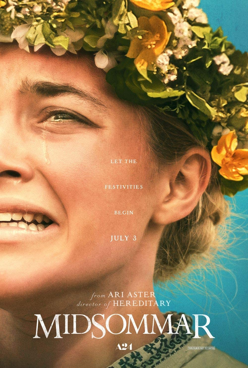 Image result for midsommar movie poster""