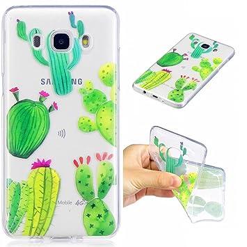 coque samsung galaxy j7 2016 cactus