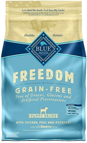 Amazon Blue Buffalo Freedom Grain Free Natural Puppy Dry Dog