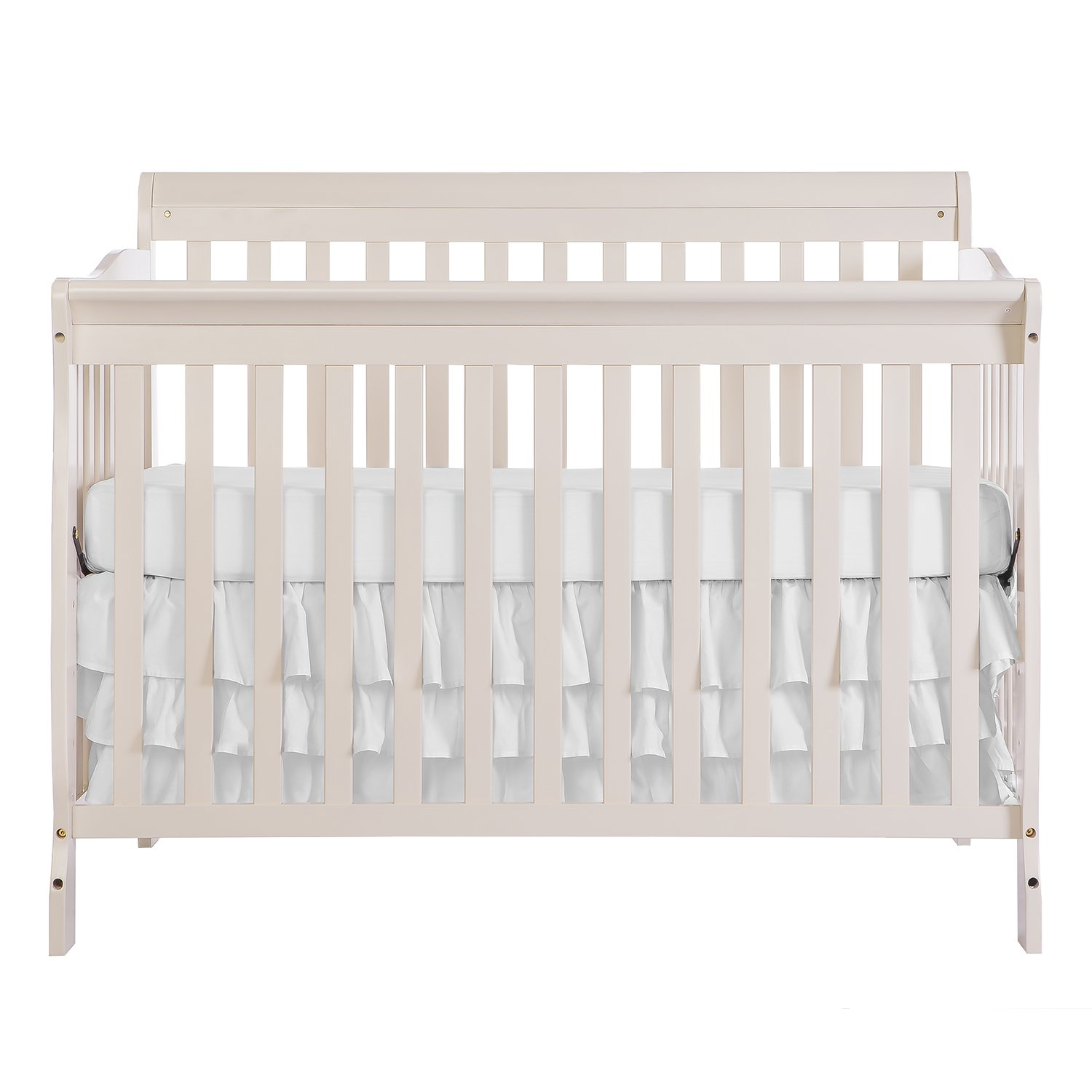 Crib for life prices - Dream On Me Ashton Convertible 5 In 1 Crib Pearl White