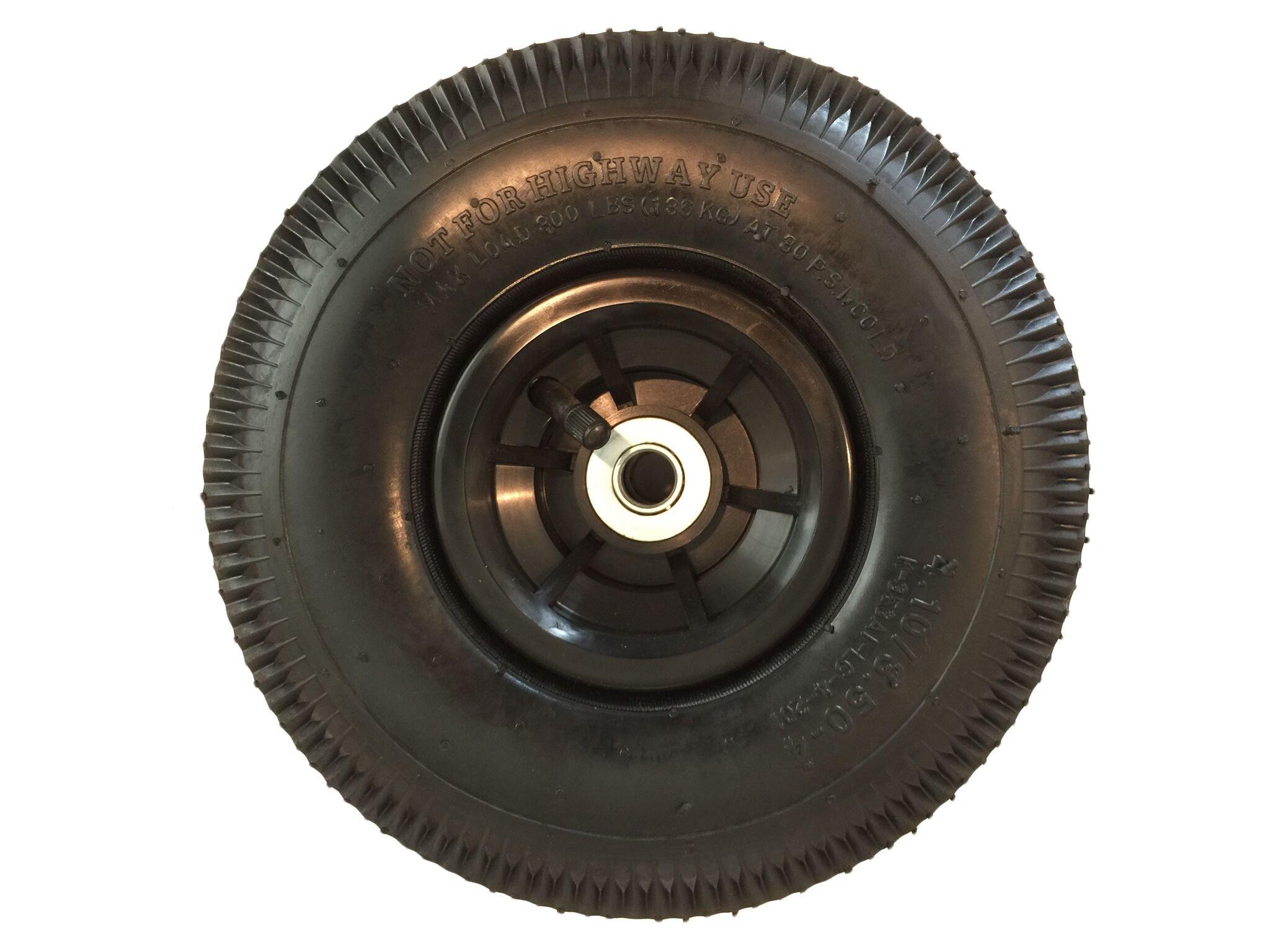 10'' Hand Truck Air Tire (300lbs Capacity)