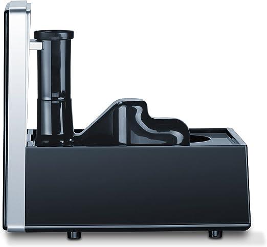 Beurer LB88BLK Dual Action Air Humidifier, 6 Litre, 280 Watt, Black