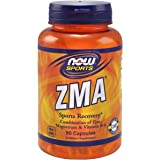 Now Foods ZMA Sports Recovery - 90 Capsules