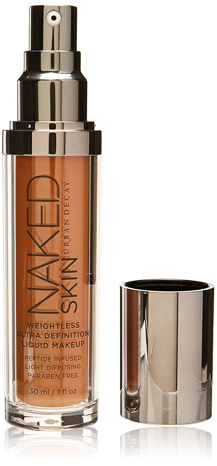 Urban Decay Naked Skin Weightless Ultra Definition Liquid Makeup, 8.0, 1 Ounce